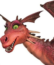 dragon-shrek