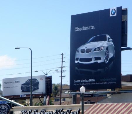 BMW Audi Santa Monica Ad