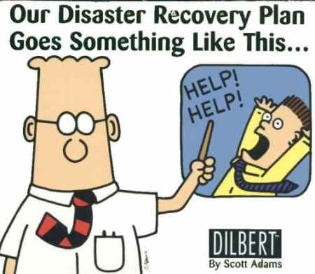 Dilbert Downtime